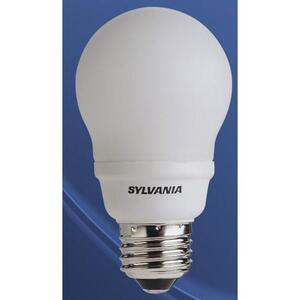 SYLVANIA CF9EL/A15/BL2 Compact Fluorescent Lamp, A15, 9W, 2700K *** Discontinued ***