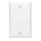 80714-GY GY WP 1G BLANK BOX MNT PLASTIC