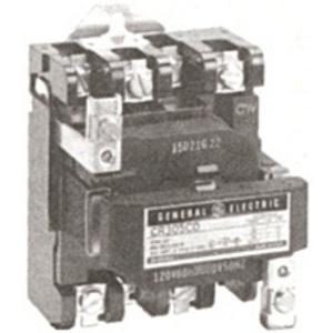 ABB CR305R002AEA Contactor, NEMA Size 0, 20A, 115-120VAC Coil, Open, 4P, 600VAC