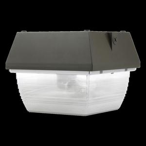"""Atlas Lighting Products VN8-50MHQPK 8"""" Square Vandal with Lamp"""