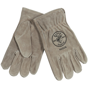 40003 COWHIDE DRIVER'S GLOVES SMALL