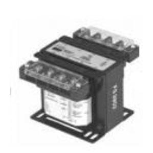 Sola Hevi-Duty E250D Transformer, Industrial Control, 250VA, 240 x 480 - 24VAC, 1PH