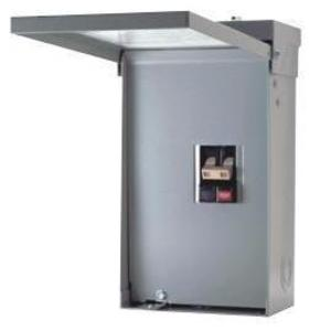 Eaton CH50SPAST Eaton CH 3/4 in Spa Panel