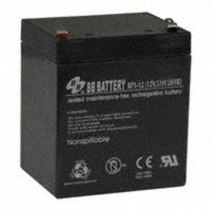 Allen-Bradley 1609-SBAT Uninterruptible Power Supply, External Battery, Standard Temp., 12VDC
