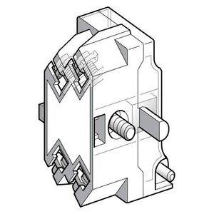 9001KA43 30MM CONTACT BLOCK 1N/C LOGIC R