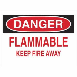 23216 FIRE SIGN