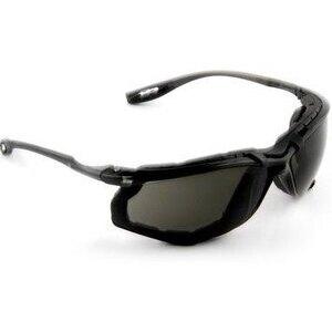 3M 11873-00000-20 Protective Eyewear, with Foam Gasket, Gray Anti-Fog Lens