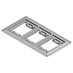 Steel City P-64-3G-CP-AL IMPROVED DESIGN PLATE