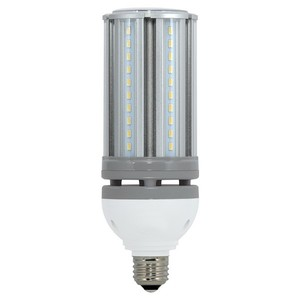 Satco S9391 LED HID Replacement Lamp, 22W, 100-277 V, White