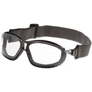 Lift Safety EHD-8C Black Protective Hybrid - Adjustable, Clear
