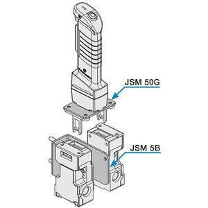 ABB 2TLA020205R6300 ABB 2TLA020205R6300 JSM 50G BRACKET