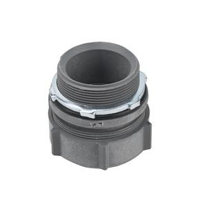 "Carlon LT43J Liquidtight Connector, Straight, 2"""