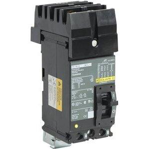 Square D FA24040AB Breaker, Molded Case, 40A, 2P, 480VAC, A/B Phase
