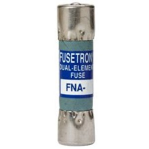 Eaton/Bussmann Series FNA-1 Fuse, 1 Amp Pin Indicating Type, Dual-Element, Time-Delay, 125VAC