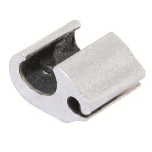 Burndy YPC2A8U H-Tap Connector, Wire Range: 6 to 4 AWG, Copper