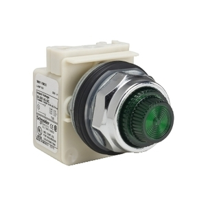 9001KP35G31 30MM PILOT LIGHT GRN
