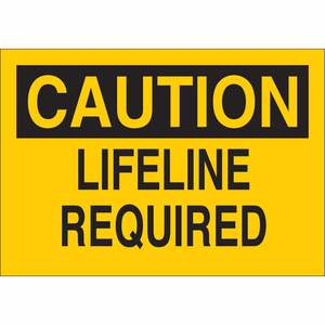 22411 CONFINED SPACE SIGN