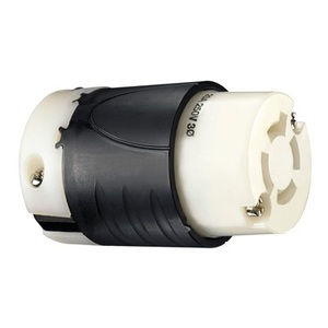 Pass & Seymour L1520-C TURNLOK CONNECTOR 4W 20A 3P 250V