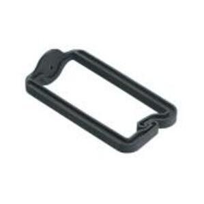 Hoffman ECM3DR10 D-ring 3inch Plastic Black