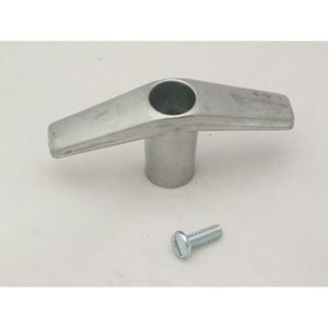 Rees 02005-551 TEE HANDLE REES REPL ZNC CONSIST OF: SCR ZNC PLTD STL SCR