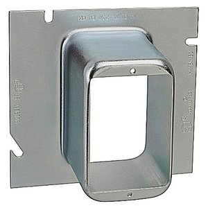 Steel City 82C-1G-2 5-SQUARE SINGLE GANG RING 2-IN