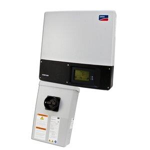 SMA SB7700TL-US-22 Sunny Boy String Inverter, TL, 1 Phase, 7700W, 208/240VAC, 600VDC
