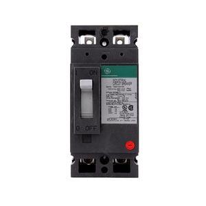 GE Industrial TED124100 2 Pole 480vac 250vdc 100a Breaker