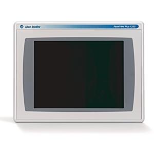 Allen-Bradley 2711P-RDT12C Module, Display, 1250, Touch Screen, Color