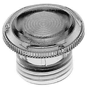 Allen-Bradley 800T-N301A Push Button, Illuminated, Push-Pull, Twist Cap, Amber, 30mm
