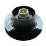 """35545POST TOP FITTER POLY BL 3"""" 4KV"""