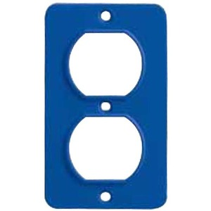 Ericson 6031 COVERPLATE DPLX RECPT