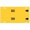 4067-G 4067-G GAS YEL/BLK STY GR
