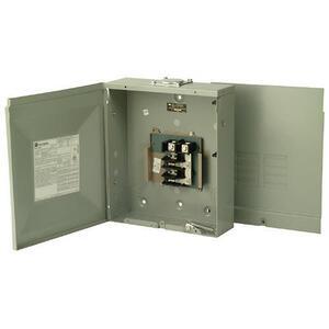Eaton CH8L125RP Load Center, Main Lug, 125A, 120/240V, 1PH, 8/16, NEMA 3R