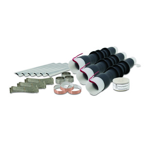 """3M 7625-T-110 Cold Shrink Termination Kit, Cable Insulation O.D. Range: 1.05 - 1.80"""""""