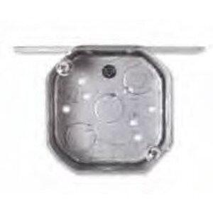 "Bizline RX294-1 4"" Ceiling Fan Box with FA Bracket, 2-1/8"" Deep"