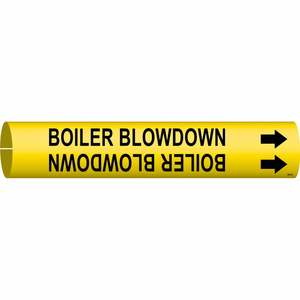 4015-D 4015-D BOILER BLOWDOWN/YEL/STY D