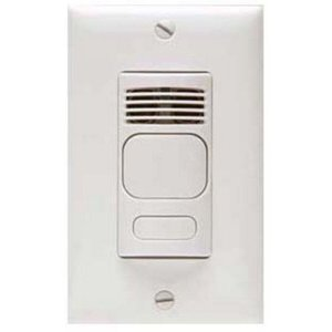 Hubbell-Kellems AD1277I1 Occupancy Sensor, Dual Technology, Wall Mount, 180°, Ivory *** Discontinued ***
