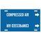 4034-H 4034-H COMPRESSED AIR BLU/WHT STY