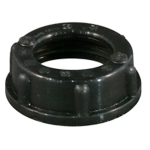 "Appleton BBU150H Conduit Bushing, Threaded, 1-1/2"", 150° C Rated, Thermoplastic"