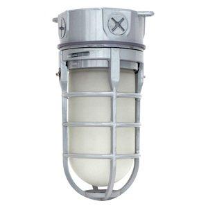 Cree Lighting C-VT-A-SMCL-9L-40K-GR LED Vapor Tite, Small, 120V, Ceiling Mount, 900L, 4000K, Gray