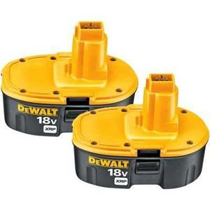 DEWALT DC9096-2 XRP Battery Combo Pack, 18V