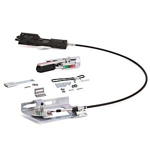 Allen-Bradley 140G-H-FCS04 Breaker, Flex Cable Operator, Stainless Steel Handle, 4' Length