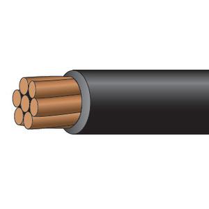 Service Wire USE10BK SWC USE10BK #10-XLP/USE-2-7STR-BLK