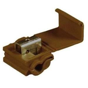 3M 567-BOX Insulation Displacement Connector, Dual Element, 18 - 14 AWG