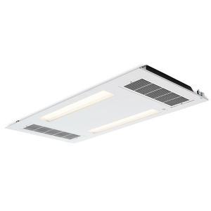 Lighting Science Group LSH-CLEANSE-4000-MVOLT-SK LED Troffer, UV Sanitizing, 3200 Lumen, 4000K, 120-277V