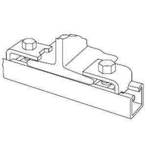 Kindorf E-763 Steel Clamp