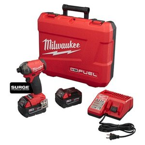 "Milwaukee 2760-22 M18™ Fuel SURGE 1/4"" Hex Hydraulic Driver Kit"