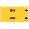 4054-H 4054-H DRAIN YEL/BLK STY H