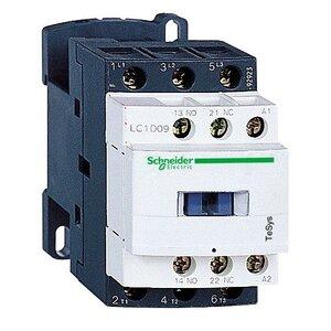 Square D LC1D09E7 CONTACTOR 600VAC 9AMP