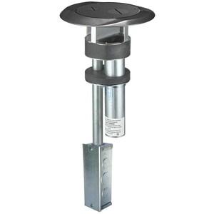 Hubbell-Wiring Kellems S1PTFFBLJ S1 FRPT, FURN FEED, 1-PC, BL, W/JBOX